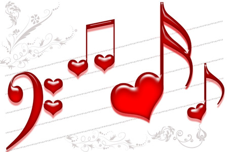 heart song of