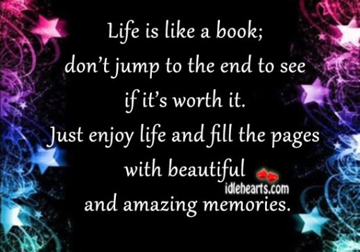 Life-is-like-a-book
